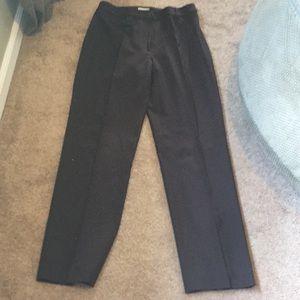Anne Taylor loft brown dress pants